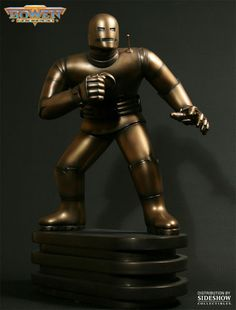 Sideshow Collectibles - Original Iron Man Polystone Statue