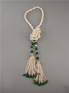 CHANEL VINTAGE - pearl necklace 5
