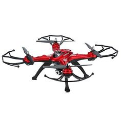 GoolRC T8C Drone with 2.0MP HD Camera Live Video, One Key Return CF Mode High&Low Speed 360° Eversion Function RC Quadcopter ** You can find more details by visiting the image link.