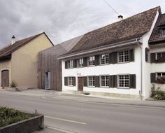 Galería de Haus zur Blume / Marazzi Reinhardt - 1