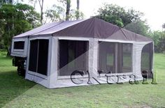 Trailer Tents | ... Camper Trailer Tent (CTT6005) - large image for camper trailer tent