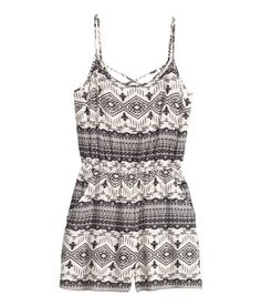 2a7edde11e7 52 Best black and white- playsuits images