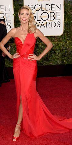 Um guia de moda festa para se inspirar, segundo as estrelas do tapete vermelho no Globo de Ouro | Chic - Gloria Kalil: Moda, Beleza, Cultura e Comportamento
