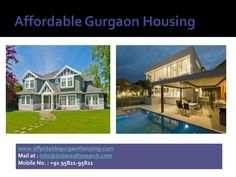 Affordable Gurgaon Housing