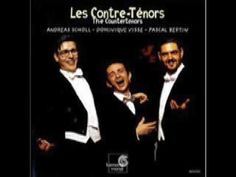 The Three Countertenors- Offenbach: La Perichole-Je Suis Grise