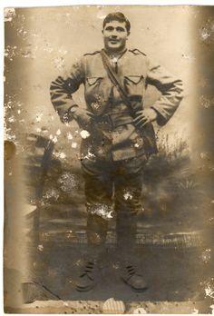 José Fresco, soldado da Grande Guerra