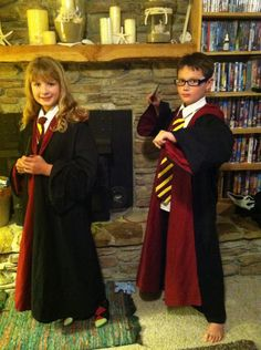 Happy Halloween! Can I tell you how much it warms this HP nerds heart that my daughter is obsessed with HP and wanted to dress like ...