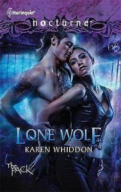 Lone Wolf By Karen Whiddon (2010, Paperback)  Harlequin Nocturne