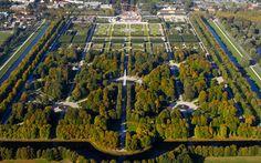 Der Große Garten in Hannover-Herrenhausen