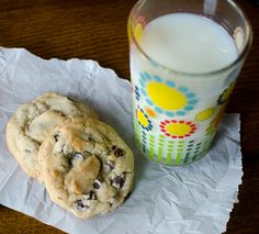 Martha Stewart's Soft and Chewy Chocolate Chip Cookies