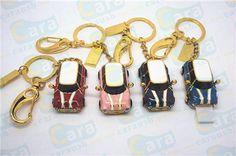 Diamond luxury car transport bespoke Usb drives 8GB promotional gifts carausb@aliyun.com   may.yuan@carausb.com