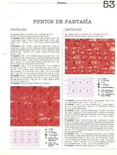Album Archive - Mil ideas a ganchillo Free Graphics, Periodic Table, Crochet Patterns, Mehndi, Albums, Stitches, Straight Stitch, Crafts, Crochet Braids