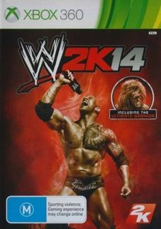 FINALLY. 2K Sports' lineup of premier simulation titles expands with the company's first release in the flagship WWE videogame franchise, WWE 2K14. The most electrifying, authentic and comprehensive WWE video game experience to date arrives soon. Game Detail Title: WWE 2K14 Genre: Sports > Individual > Combat > Wrestling Platform: Xbox 360 Developer: Yuke's Publisher: 2K Games Release: October 29, 2013 Franchise: WWE / WWF GameFAQS: FAQS | Cheats | Reviews | Videos WWE 2K14 (USA) 2K Gam Wwe 2k14, 2k Games, October 29, Xbox 360, Videogames, Wrestling, Products, Lucha Libre