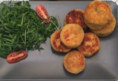 Les courgettes panées Magnesium Supplements, Fresh Pasta, Baked Potato, Muffin, Veggies, Cooking, Breakfast, Ethnic Recipes, Fondant