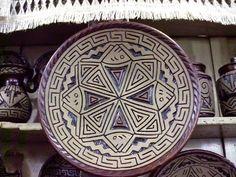 Marajoara pottery,  Brazil.