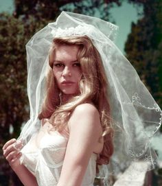 Brigitte Bardot in a scene from And God Created Woman, 1956