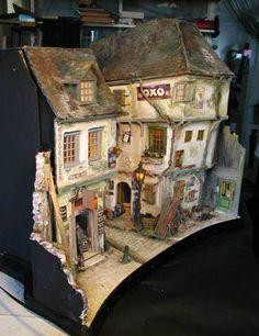 David Sculpher miniatures