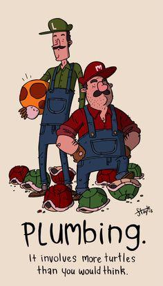 Super Mario Bros. - James Stayte
