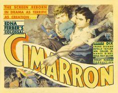 Cimarron (1931) - Academy Award, Best Picture http://www.imdb.com/title/tt0021746
