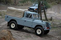 Land Rover 109 Series 1-Ton
