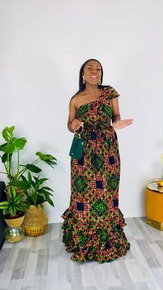 Latest African Fashion Dresses, African Print Fashion, African Dresses For Kids, African Fashion Ankara, African Inspired Fashion, African Dresses For Women, African Print Dress Designs, African Maxi Dresses, Fashion Prints