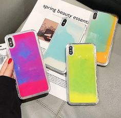 Neon Sand Case for iPhone Wells Fargo Mortgage, Cute Phone Cases, Iphone Cases, Phone Accessories, Smartphone, Gadgets, Ipad, Neon, Free Shipping
