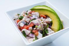 yes i can ... make ceviche.