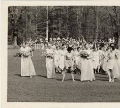 May Queen 1936 :: Archives & Special Collections Digital Images