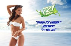 #Skinny for #summer? How about #fit for #life?! Will it be #easy? Nope. Will it be #worth it? #Absolutely! #721nutrition's #organic #superfoods #protein #shake. #fitness #crossfit #healthy #health #bodybuilding #
