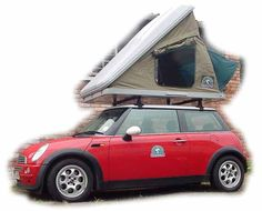 View topic - Roof rack, awnings, and roof-top tents Jeep Tent, Car Tent, Truck Tent, Tent Awning, Roof Top Tent, Truck Camper, Minis, Camping Shelters, Difficult Children