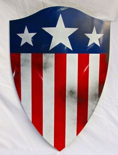 Shield - Heater Shield - Type 40, [alt_image] Captain America Shield, Christmas Tree, Type, Holiday Decor, Places, Image, Home Decor, Teal Christmas Tree, Decoration Home