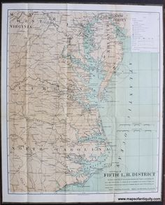 Antique Nautical Chart Of Bodega Bay California Original Vintage - Antique map reproductions for sale