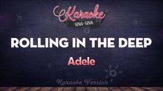 Adele - Rolling In The Deep | KARAOKE SING SING