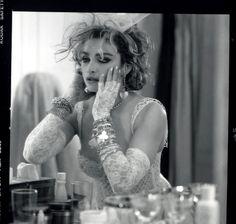 Madonna - Like a Virgin (costume inspiration)
