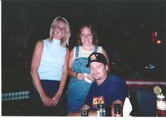 Hanging with Kid Rock at the Wagon Wheel...Lake Orion, Michigan.