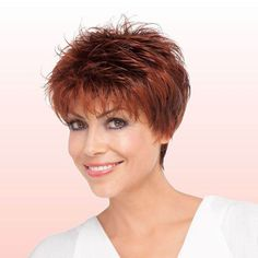 Hair Styles for Senior Women   Short Hair For Women