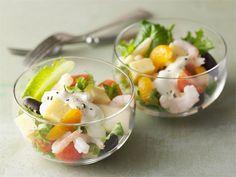 Juusto-katkarapusalaatti Ketogenic Recipes, Ketogenic Diet, Diet Recipes, Vegan Recipes, Keto Results, Ketogenic Lifestyle, Keto Dinner, Potato Salad, Vegetables