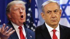 El magnate Donald Trump anunció  este jueves que suspenderá su planeado viaje a Israel, pero prometió volver a ese pais despues que se convierta en presidente de los Estados Unidos. Dic 10, 2015.