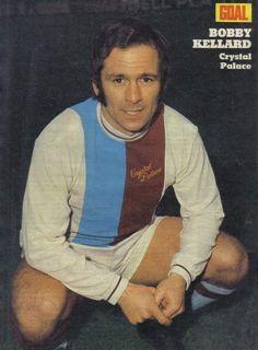 Bobby Kellard - Crystal Palace