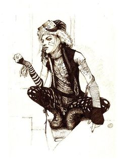 Tank girl - another for Wenona