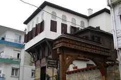 Turkey, Tekirdag, Rakoczi house