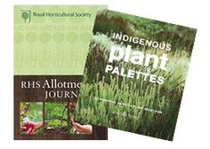 For those of you with green thumbs, ours aren't even remotely green and we envy you! We have a seriously special Deal this week, with a signed copy of Indigenous Plant Palettes AND the RHS Allotment Journal. This Deal will have you planting and reaping the rewards in no time! Special Deals, Allotment, Spring Garden, Planting, Envy, Journal, Book, Green, Plants