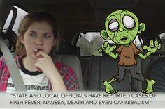 Broma: Apocalipsis zombi En estados unidos no sabemos qué tipo de anestesia utilizan los dentistas, pero en YouTube este subgénero causa furor por lo diver