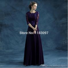 Sale Bridesmaid Dresses 2015 Lovely Sleeves Appliques Purple Color Long Style Wedding Party Dresses Bridesmaid Dress Custom Made In Stock Plus Size Guest Wedding Dresses From Sunfangrong1613, $81.68| Dhgate.Com