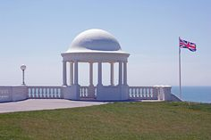 Bexhill-on-Sea, United Kingdom Inspiring Photography, Image Photography, Beautiful Places In The World, East Sussex, Logo Inspiration, Places Ive Been, United Kingdom, Gazebo, Calendar