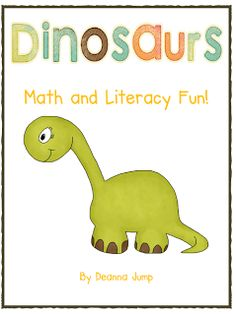 Mrs Jump's class: Dinosaurs,a Freebie and Instagram, Oh, my!!!
