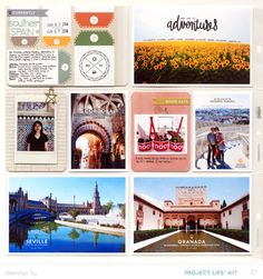 Project Life Spain *PL Kit Only* by qingmei at @studio_calico