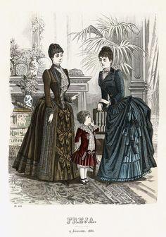Freja- illustrerad skandinavisk modetidning 1886, illustration nr 2.jpg