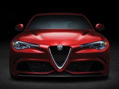 Alfa Romeo — The new vehicle to lust over from the Alfa Romeo family: the Giulia Quadrifoglio.