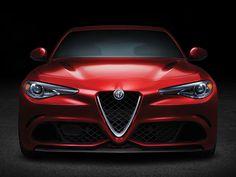 Alfa Romeo — The new vehicle to lust over from the Alfa Romeo family: the Giulia Quadrifoglio.